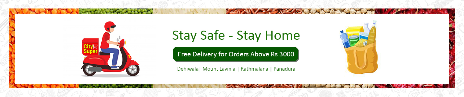 City Super Free Delivery